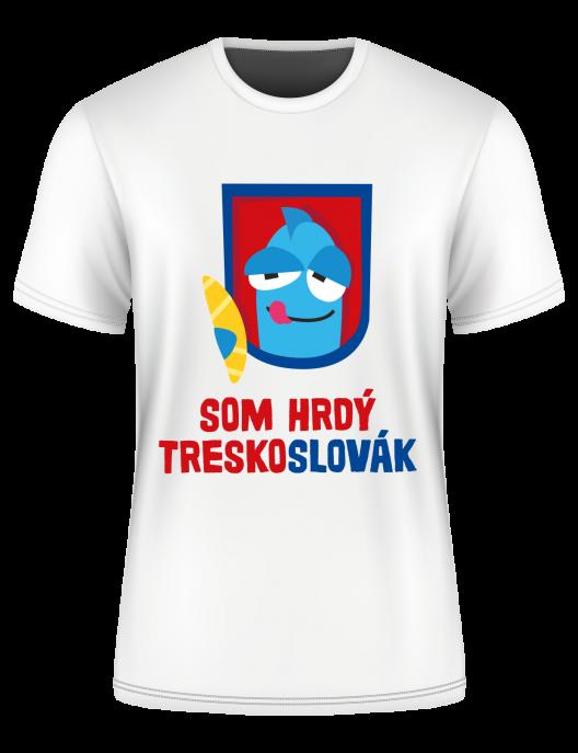 Tričko Som Treskoslovák