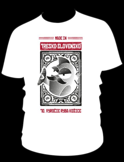 Tričko Treskoslovensko (pánske)